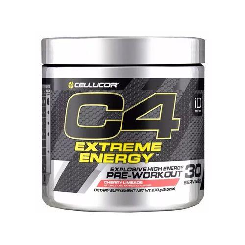 Pré-Treino C4 Extreme Energy Cellucor - 30 Doses