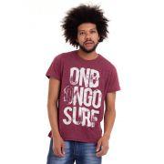 Camiseta Deluxe Onbongo Rubber Masculina