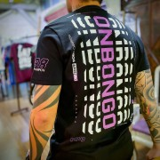 Camiseta Official Onbongo Prismed Masculina