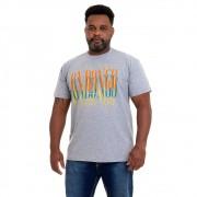 Camiseta Plus Size Onbongo Wrapy