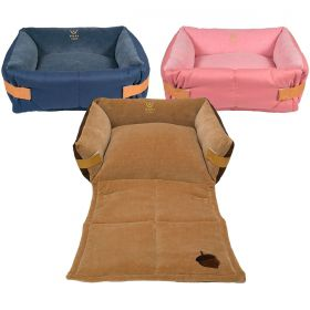 Cama Couch Woof Classic Forest