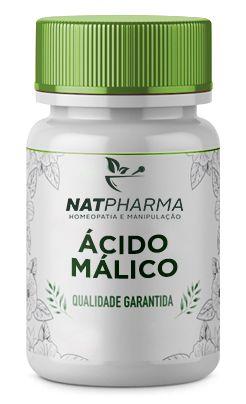 Ácido Málico 400mg - 60 caps