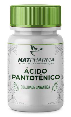 Ácido Pantotênico (Vitamina B5) 500mg - 60 caps