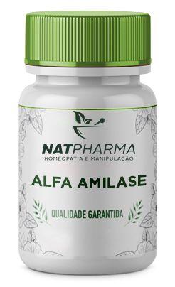 Alfa Amilase 500mg - 60 caps