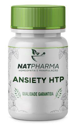 Ansiety HTP - Trata a ansiedade e a compulsão alimentar - 60 caps