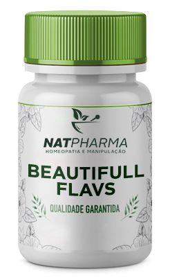 Beautifull Flavs - Melhora a pele, ajuda nas rugas, varizes, celulites e estrias - 30 caps
