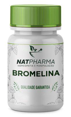 Bromelina 250mg - 60 caps