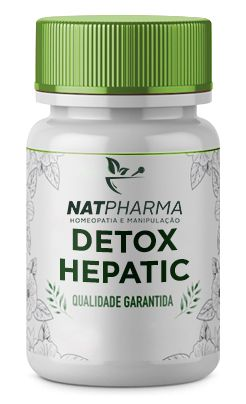 Detox hepatic - 30 caps