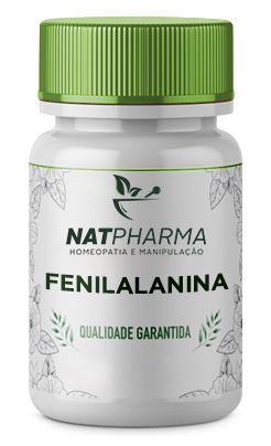 Fenilalanina 500mg - 60 caps