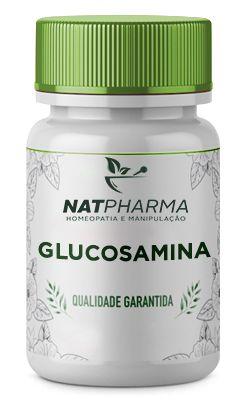 Glucosamina 500mg - 60 caps