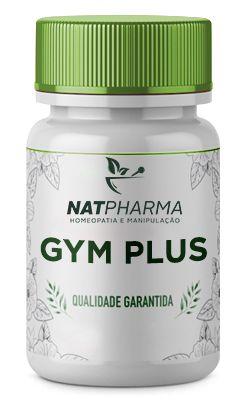 Gym Plus - Recomendado para ganho de massa e testosterona - 30 caps