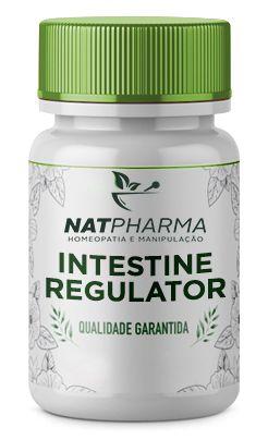 Intestine Regulator - Regula o intestino e combate a constipação - 30 caps