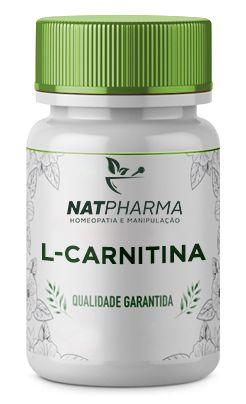L-Carnitina 500mg - 60 caps