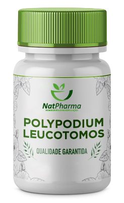 Polypodium Leucotomos 250mg - 60 caps