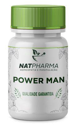 Power Man - Libido Masculina e Impotência - 30 caps
