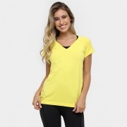 CAMISETA LUPO CONFORTABLE AMARELO