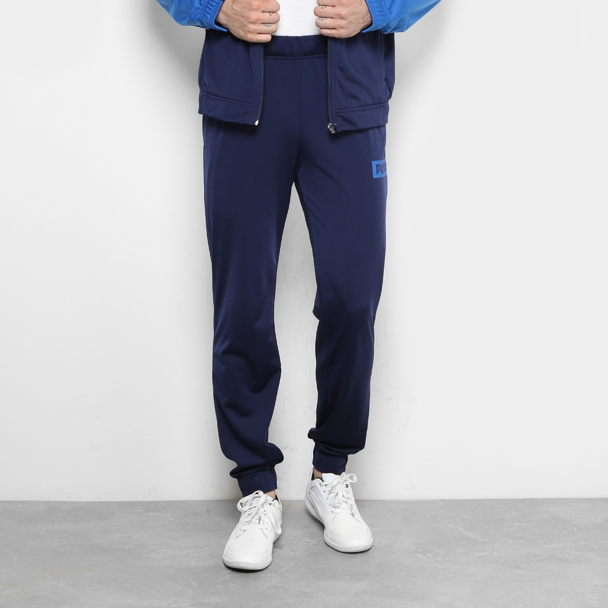 AGASALHO PUMA GRAPHIC REBEL TRICOT SUIT