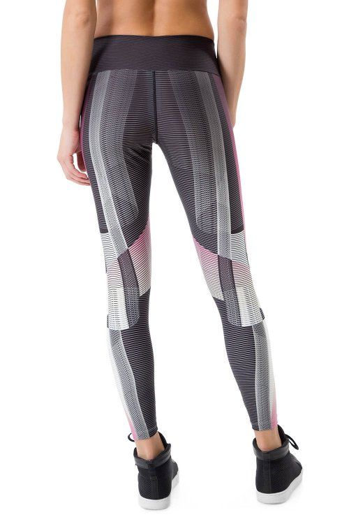 CALÇA LEGGING LIVE COOL BLOCK