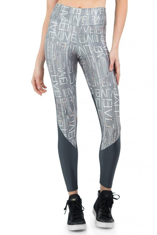 CALÇA LEGGING  LIVE POWER COACH