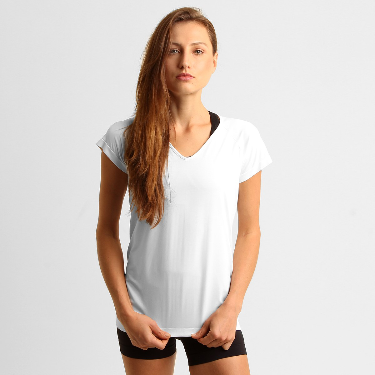 CAMISETA LUPO CONFORTABLE BRANCO