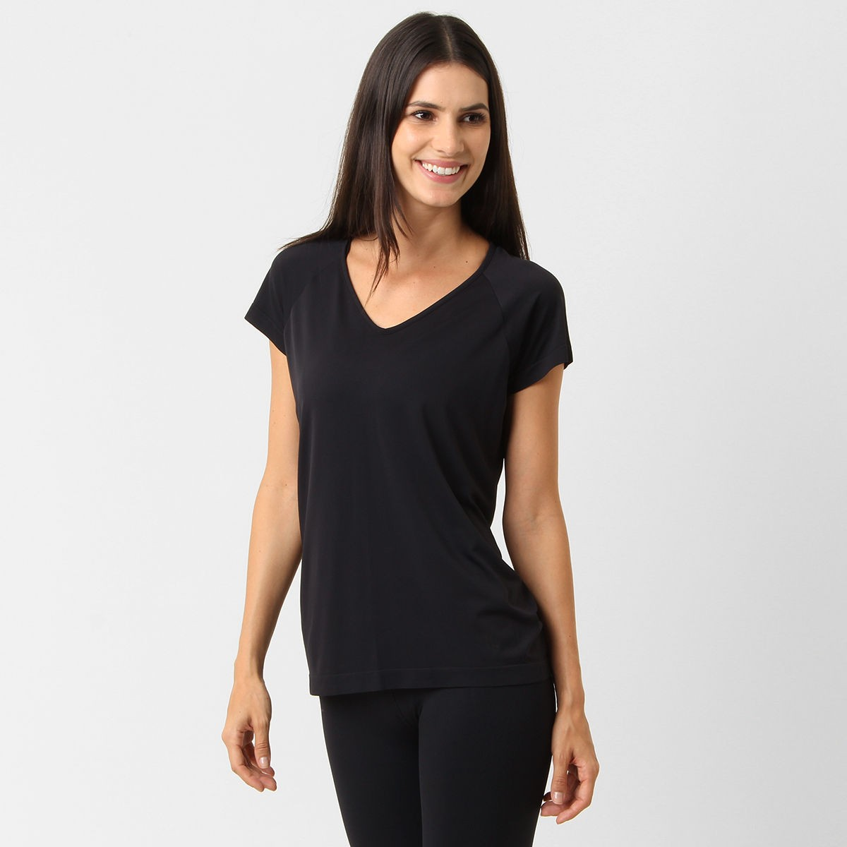 CAMISETA LUPO CONFORTABLE  PRETO