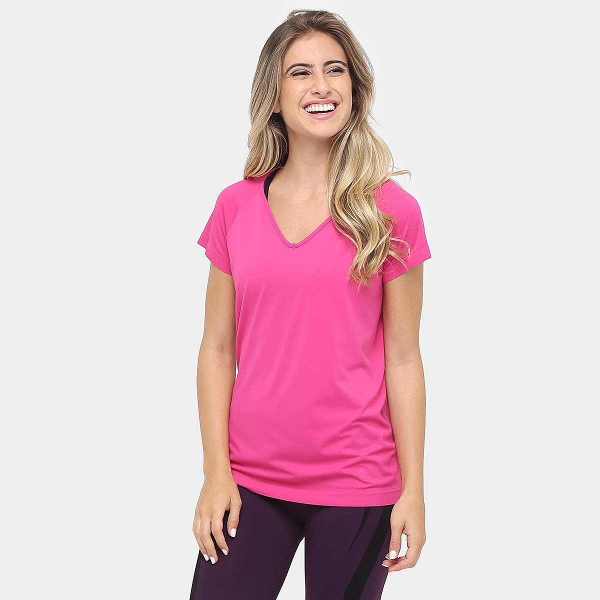CAMISETA LUPO CONFORTABLE ROSA