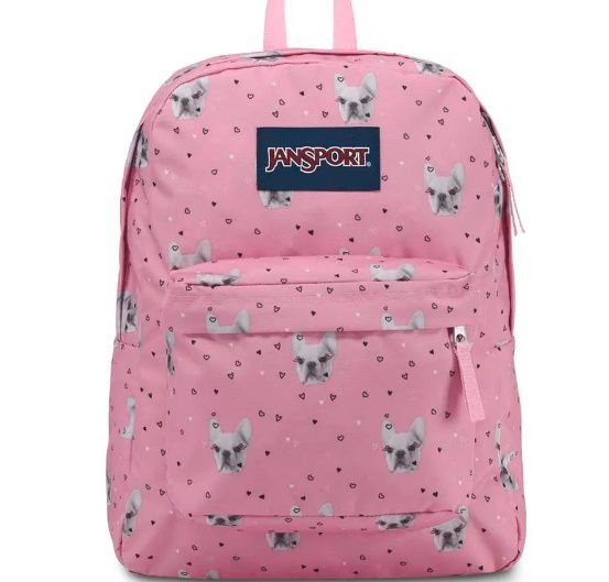 6b727f5dc MOCHILA JANSPORT SUPERBREAK FIERCE FRENCHIES - Corpo Forma & cia
