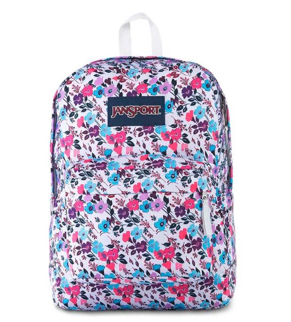 MOCHILA JANSPORT SUPERBREAK - PETAL TO THE METAL