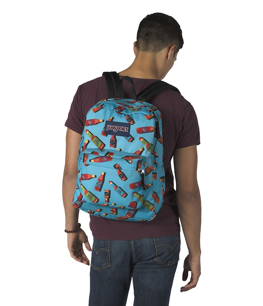 MOCHILA JANSPORT SUPERBREAK SPICY