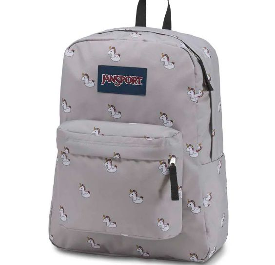MOCHILA JANSPORT SUPERBREAK  UNICORN