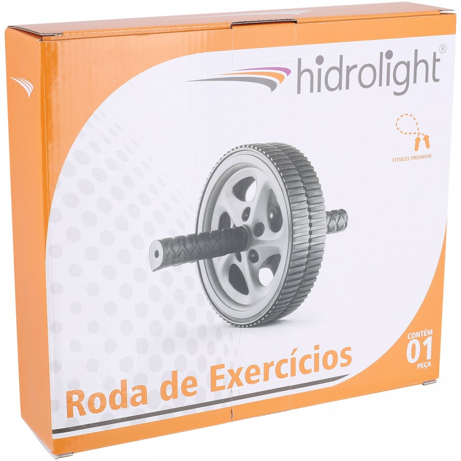 RODA DE EXERCÍCIOS HIDROLIGHT