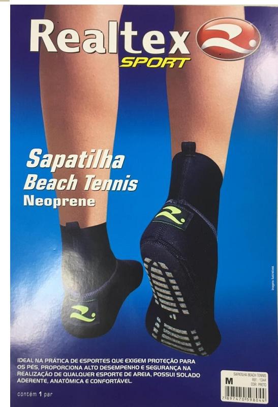 SAPATILHA PARA BEACH TENNIS REALTEX