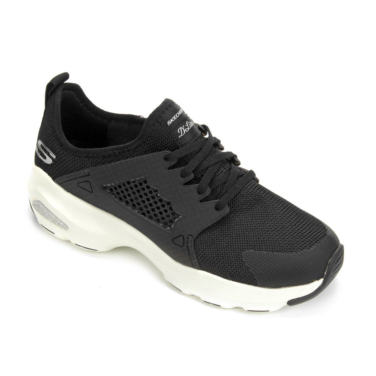 TÊNIS SKECHERS D LITE ULTRA AT FEMININO