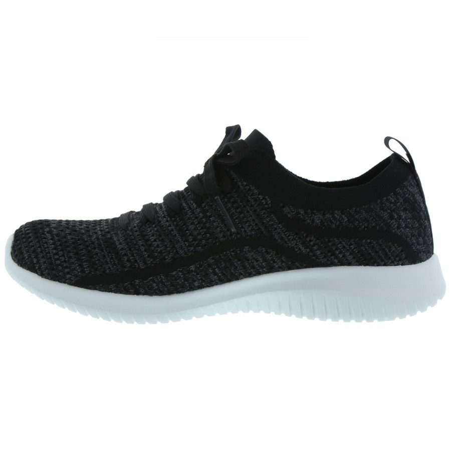 TÊNIS SKECHERS ULTRA FLEX STATEMENTS PRETO