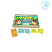 Jogo da Memória Numerais