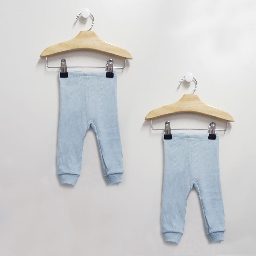 Kit 2 Culotes Azul Bebê (UV Protection +50)