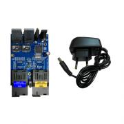 Kit Conversor de Mídia X9 + Fonte 5V - 1A
