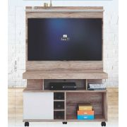 "Combo Rack + Painel Prisma  para Tv ate 42"" - Astra"