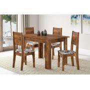 Conjunto de Mesa Primus com 4 Cadeiras Firenze - Sonetto