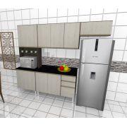 Cozinha 4 Peças 100% MDF - Nicioli