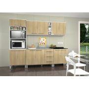 Cozinha Modulada Bia 4 - 5 Peças com Nicho - Luciane
