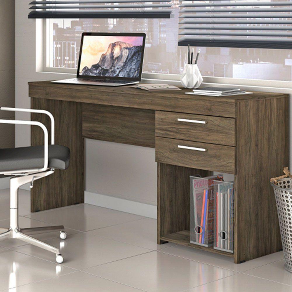 Escrivaninha para Computador Office 2 Gavetas - Notável