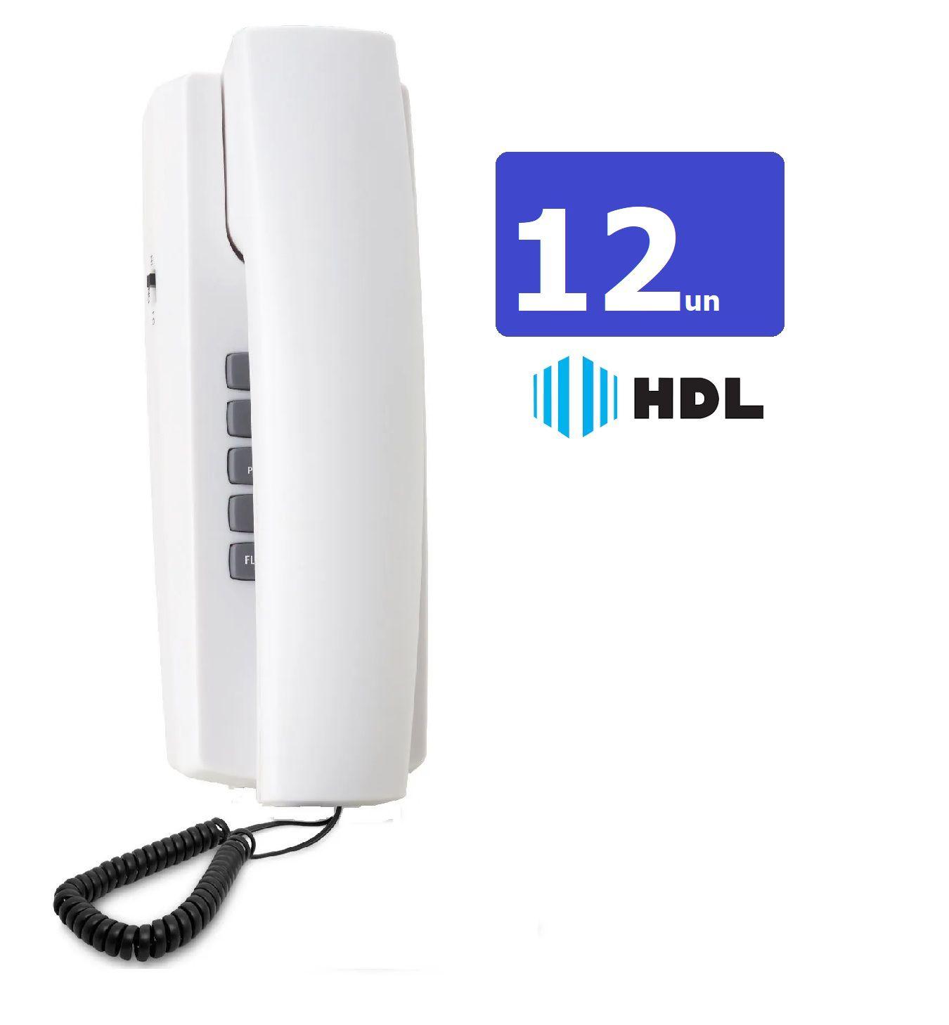 12  Interfone Terminal Dedicado Para Condomínio Centrix Hdl