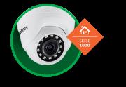 "Câmera Intelbras Dome Full Hd 1080p Sensor 1/2.7"" Lente 2.8mm AHD - VMH 1220 D"