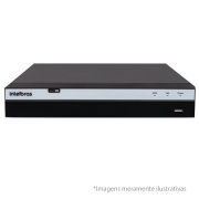 DVR Stand Alone Intelbras MHDX 3108 08 Canais 4 MP Lite