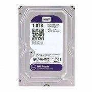 Hd Interno Wd Purple Sata 7200rpm 64mb 1 Tera Intelbras