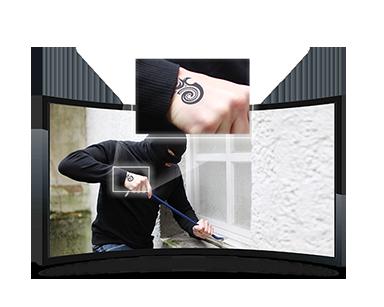 Câmera Bullet Infravermelho Multi HD Intelbras VHD 1220 B G4 Full HD 1080p - HDCVI, HDTVI, AHD, ANALÓGICO Lente: 3.6 mm