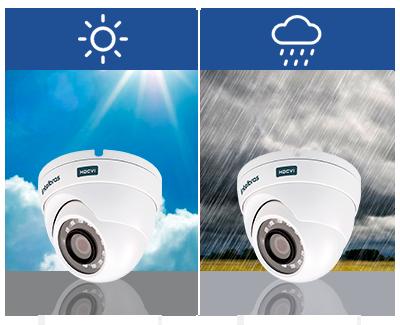 Câmera de Segurança Intelbras VHD 5230 D STARLIGHT - 2MP Full HD 1080p - HDCVI