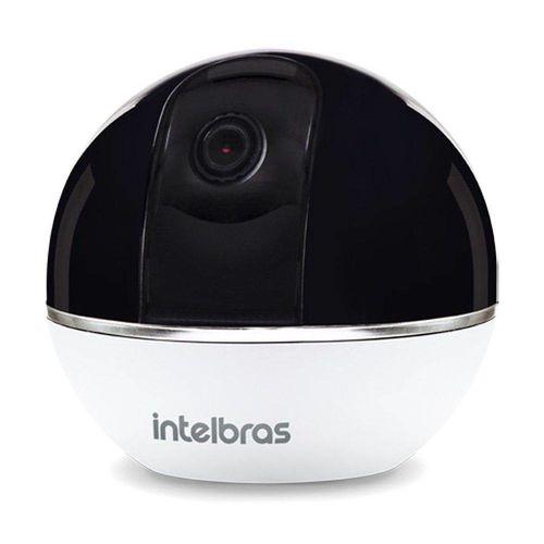 Câmera Intelbras Wi-Fi Ic7 360 Graus 4mm 1/3 1080p com alarme