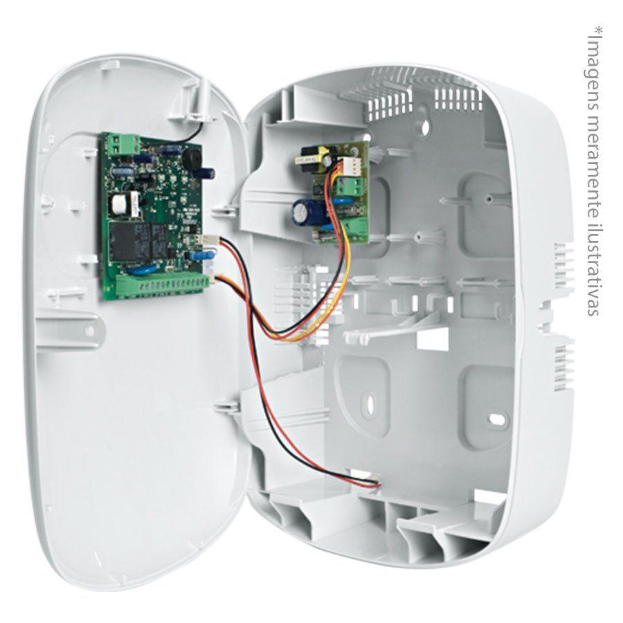 Central de Alarme Sem Fio Intelbras ANM 3004 ST, Alarme não monitorado com 4 zonas.